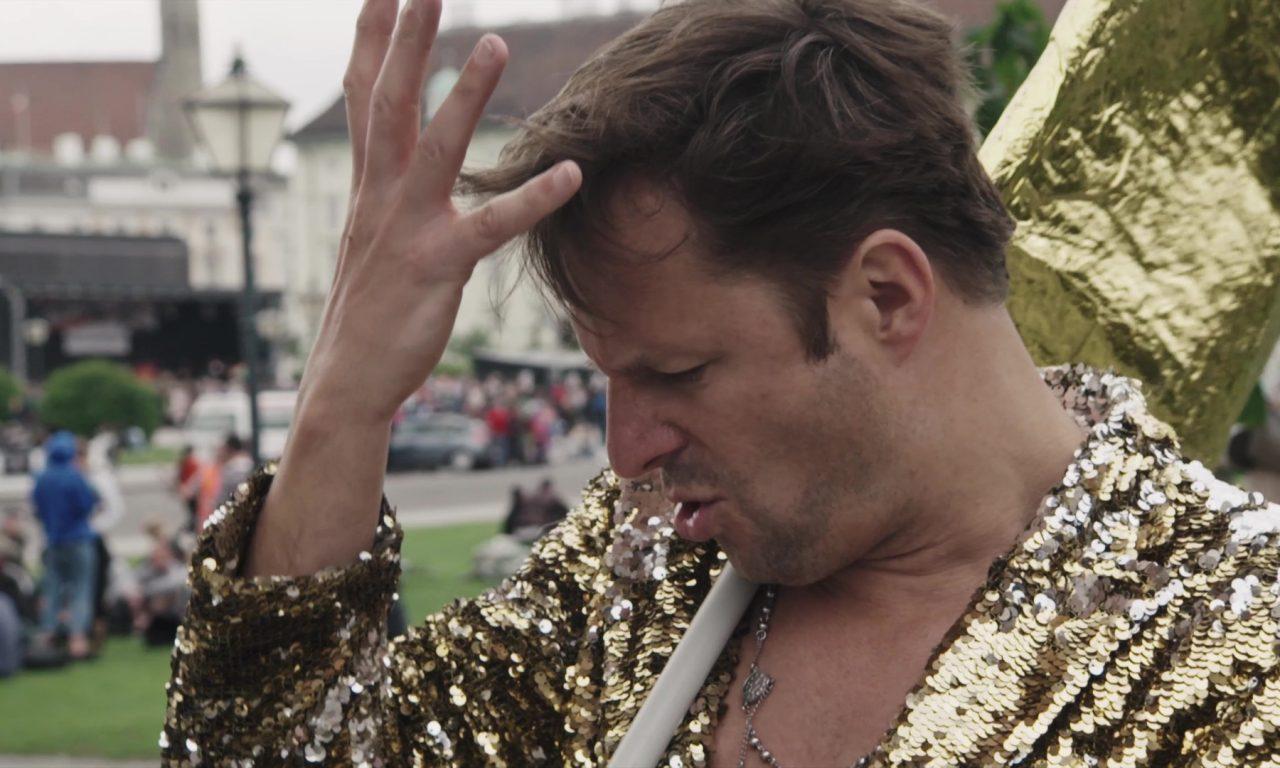 EUROPAWAHL - Philipp Hochmaier unterstuetzt DIE VIELEN